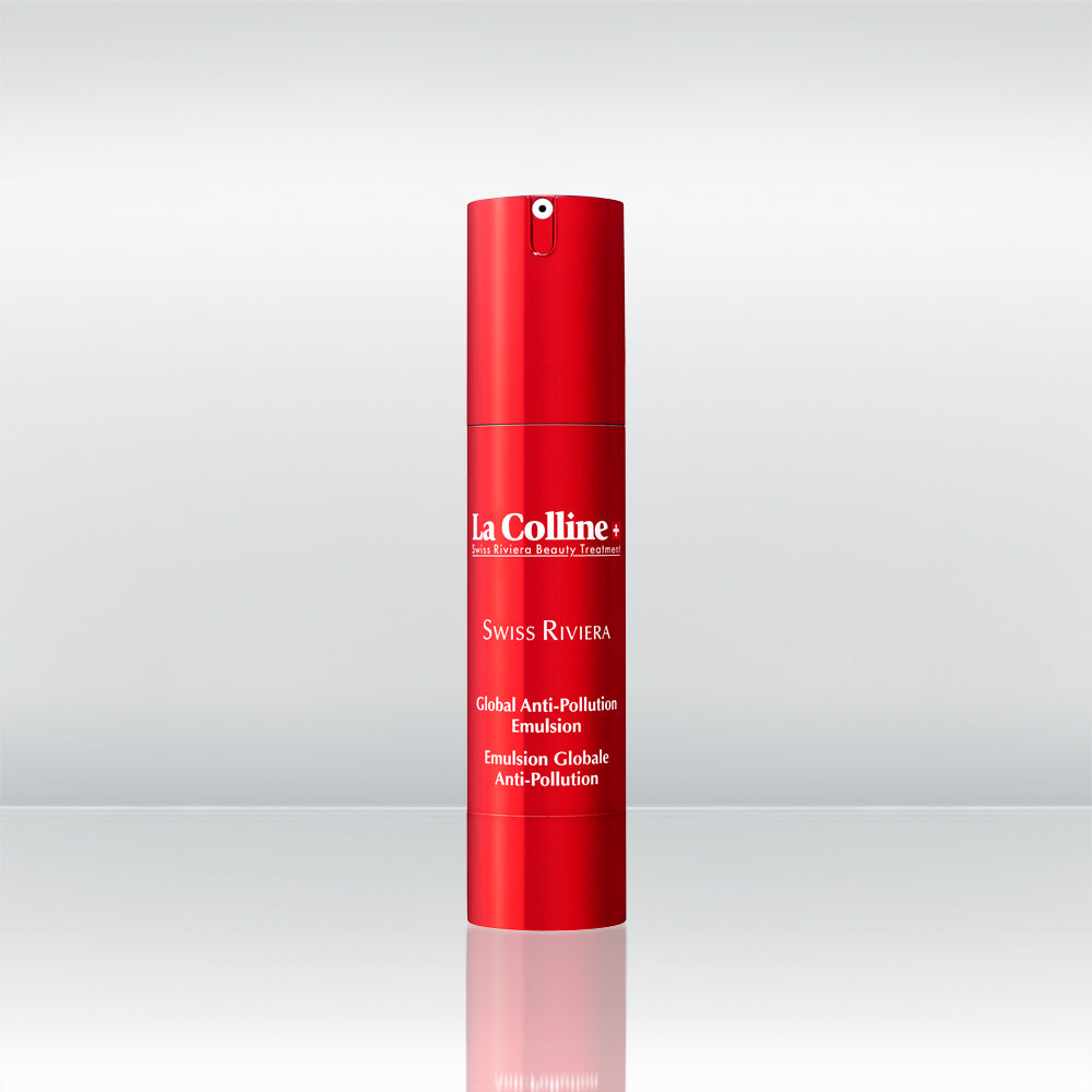 Swiss Riviera Global Anti-Pollution Emulsion by vendor La Colline