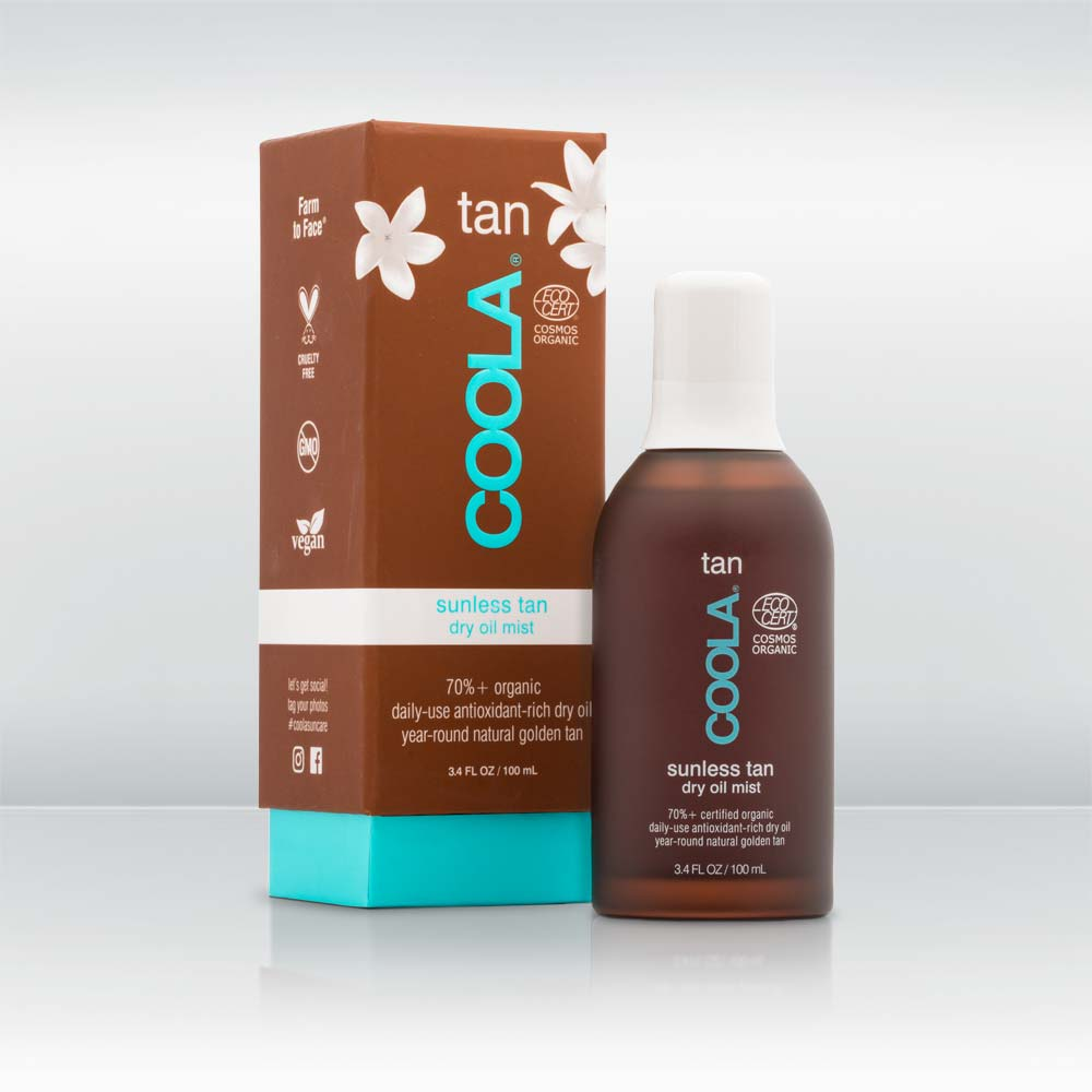 Organic Sunless Tan Dry Oil Mist by vendor Coola