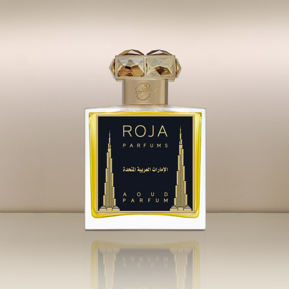 UAE Aoud parfum by vendor Roja Parfums
