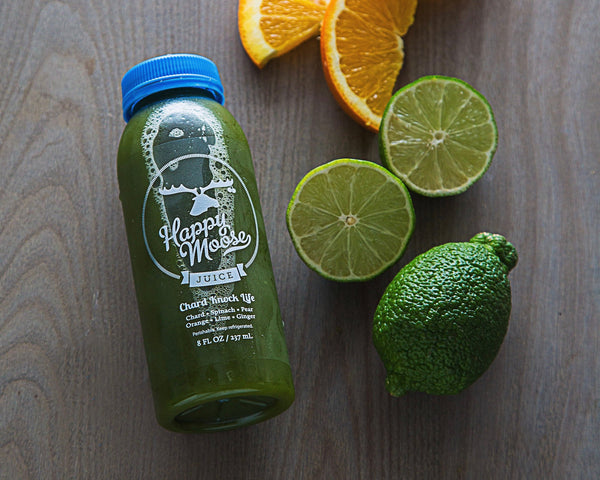 Cold-Pressed Green Juice