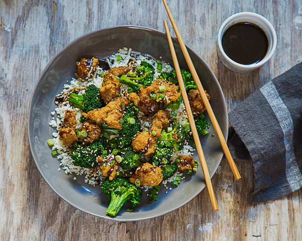 General Tso's Chicken
