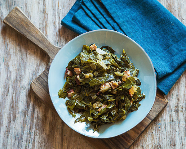 Braised Collard Greens