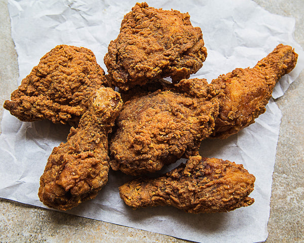 6-Piece Fried Chicken