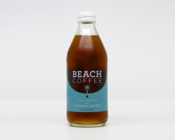 Coconut Cold Brew Coffee