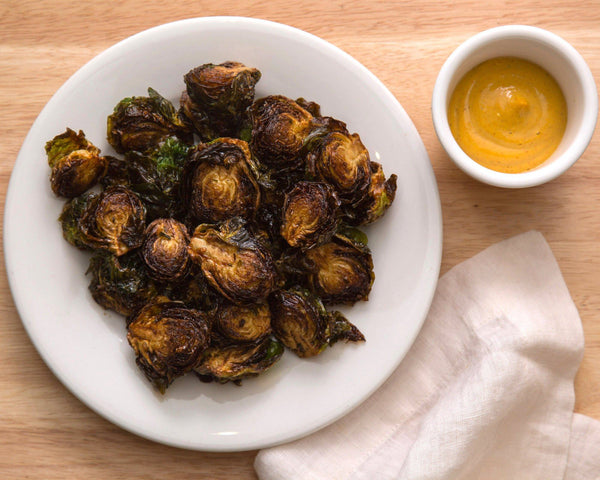 ★ Crispy Brussels Sprouts