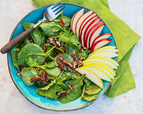 Apple and Pear Salad