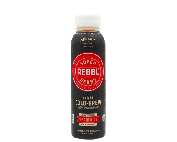 Reishi Cold-Brew Coffee