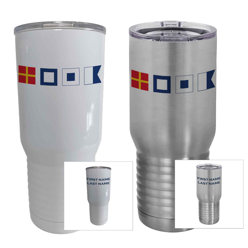 Polar Camel Tall Tumbler 20oz - RPSA Flags