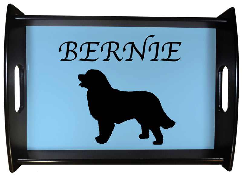 The Bernese Mountain Dog SERVING TRAY