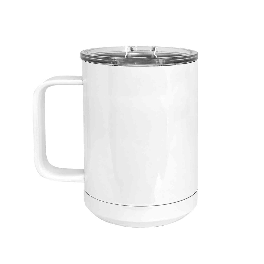 Stainless Steel PHOTO Mug