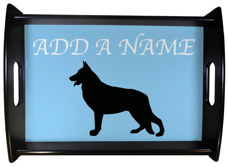 The German Shepherd SERVING TRAY