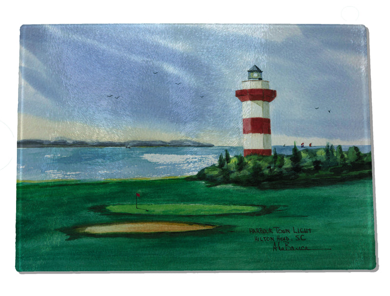Harbour Town Light CUTTING BOARD