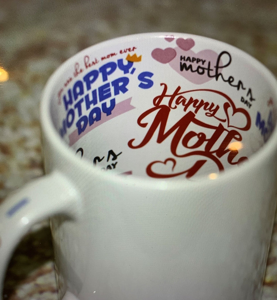 Mother's Day Photo Coffee Mug 11oz.