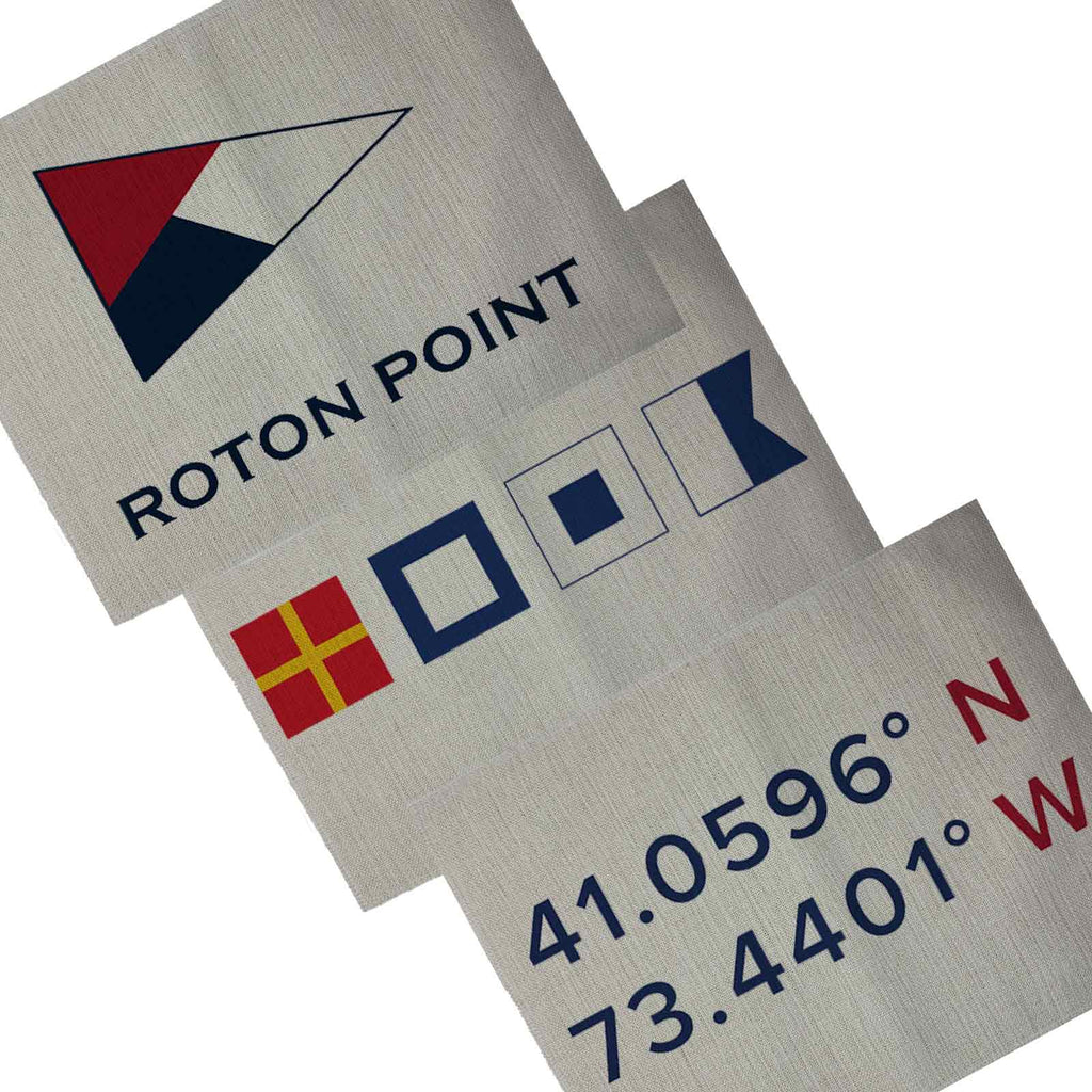 PolyLinen Placemats - Roton Point