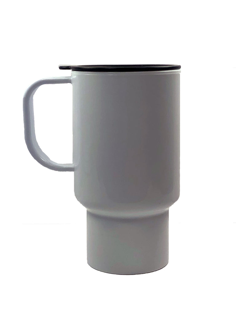By The Batch Polymer Travel Mug with Handle