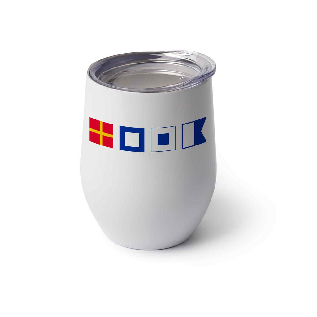 Stemless Wine Tumbler - RPSA Flags