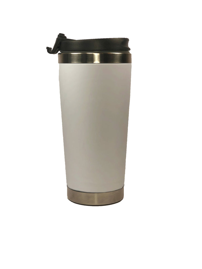 By The Batch Stainless Steel and Polymer Travel Mug