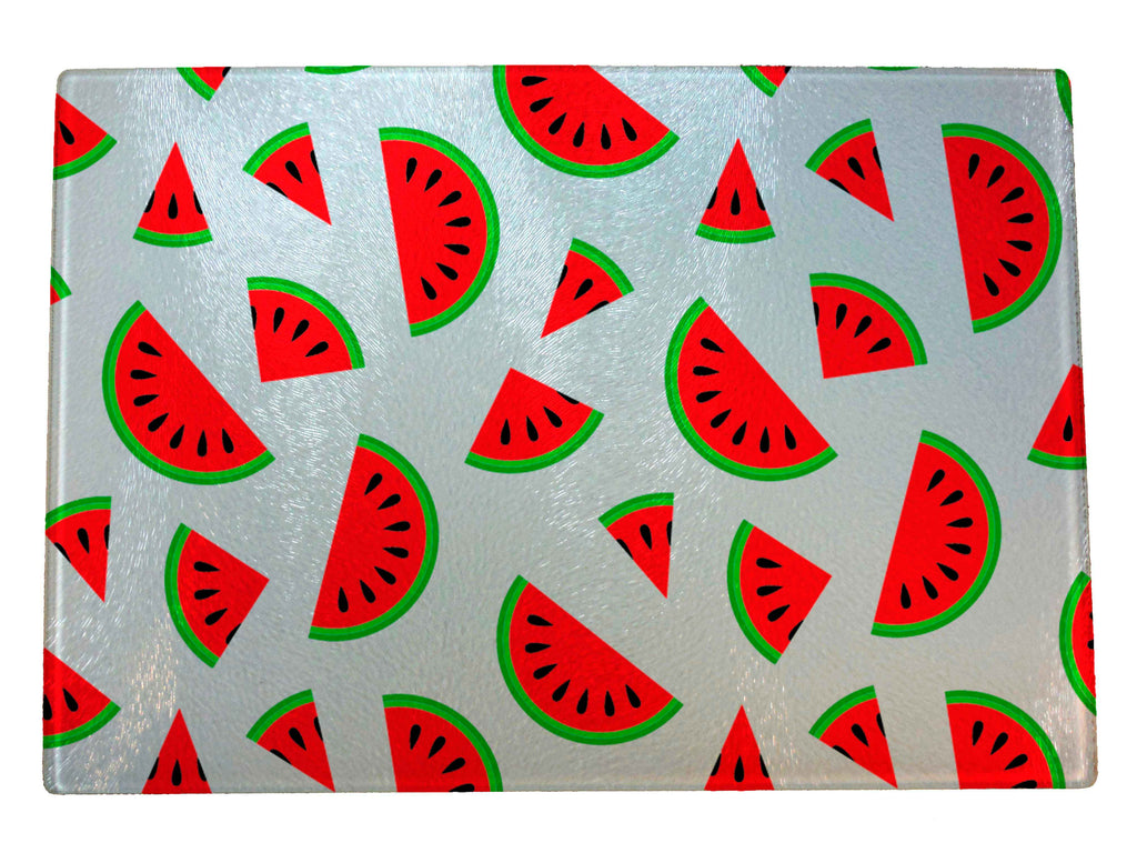 Watermelon Glass Cutting Board