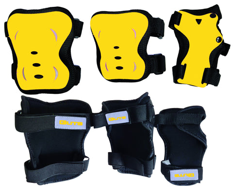 Guts children protective gear set PW320YL ( Spring 2018 )