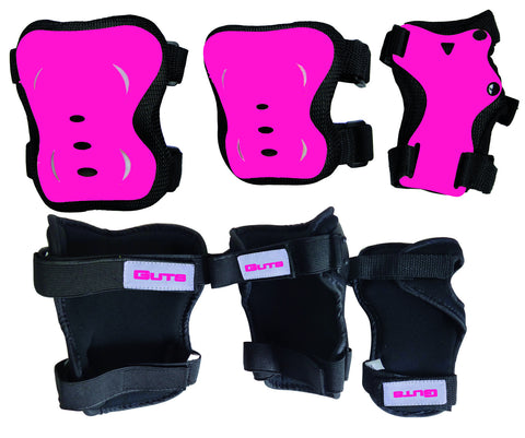 Guts children protective gear set PW320PK ( Spring 2018 )