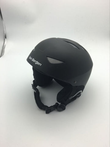 Van Bergen Junior ski Helmet BJL-207 Black