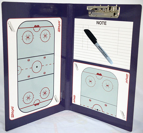 Hockey - Econo two-way folder board