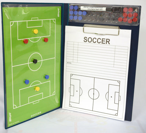 Soccer - Multifunction two-way folder