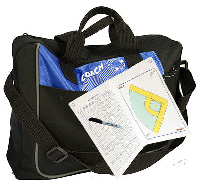 Baseball - Coach bag and econo two-way folder kit