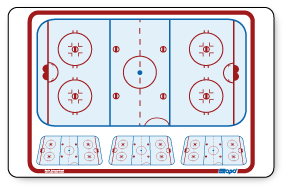 Hockey - Flex board - 32