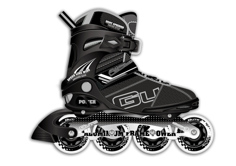 Guts Men inline skate PW-150M