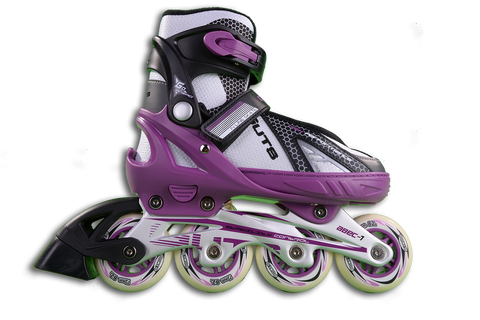 Guts Women adjustable inline skate PW153-PUM