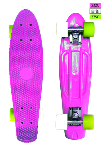 Skate Board PW-506 Pink