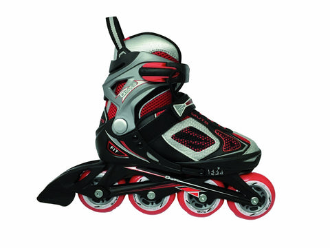 Guts BD062 BKRD adjustable Boy inline skate ( Spring 2018 )