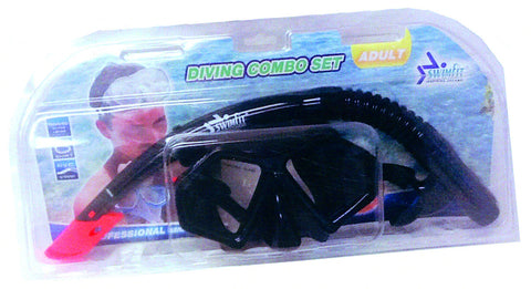 Mask and Snorkle kit SDC-100P