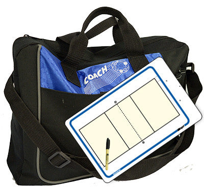 Volleyball - Coach board and deluxe clipboard kit