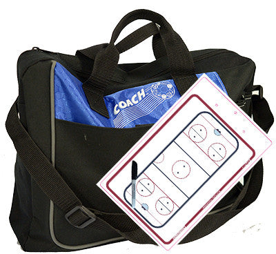 Ringette - Coach bag and deluxe clipboard kit
