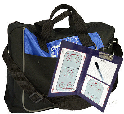 Hockey - Coach bag and two-way econo folding board