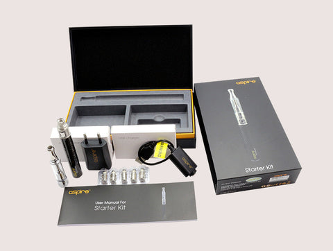 Aspire Starter Kit - K1 Glassomizer and G-Power 900mah