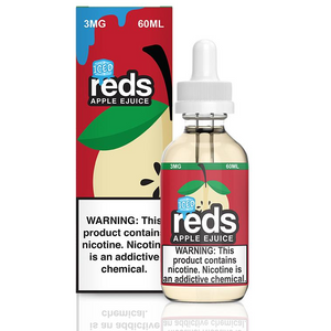 Reds Apple Ejuice - Reds Iced