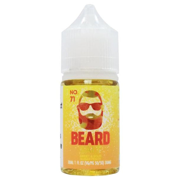 Beard Salt - No. 71