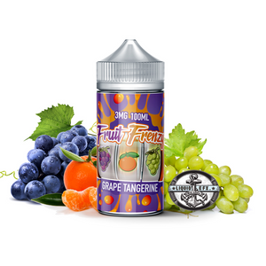 Fruit Frenzy - Grape Tangerine