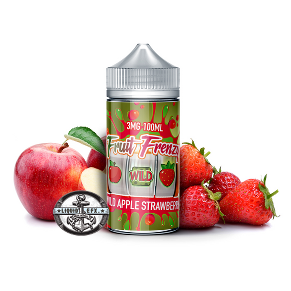 Fruit Frenzy - Wild Apple Strawberry