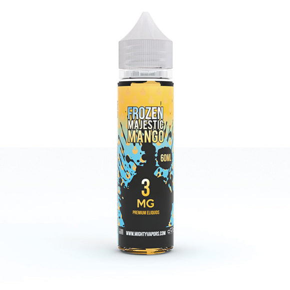 Mighty Vapors - Frozen Majestic Mango