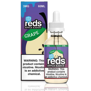 Reds Apple Ejuice - Reds Grape Ice