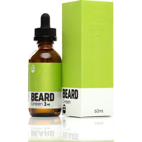 Beard Color - Green