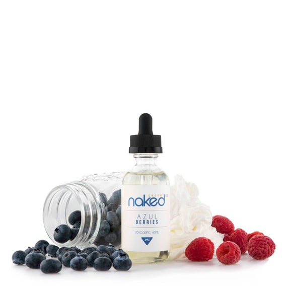 Naked100 Cream - Azul Berries