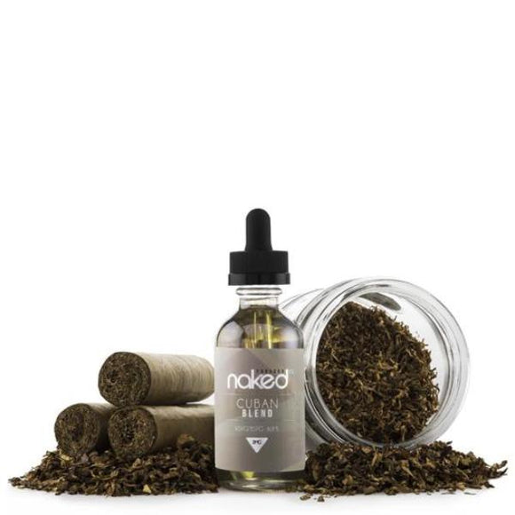 Naked100 Tobacco - Cuban Blend