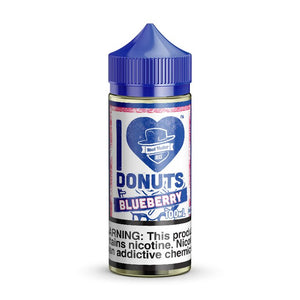 I Love Donuts - Blueberry
