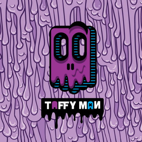 Taffy Man - 30ML - $3.50