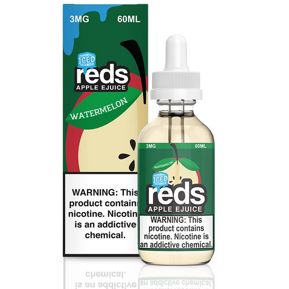 Reds Apple Ejuice - Reds Watermelon Ice